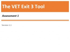 VE3 tool